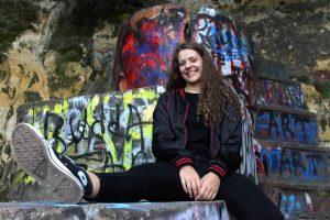 Minnehaha Park Graffiti