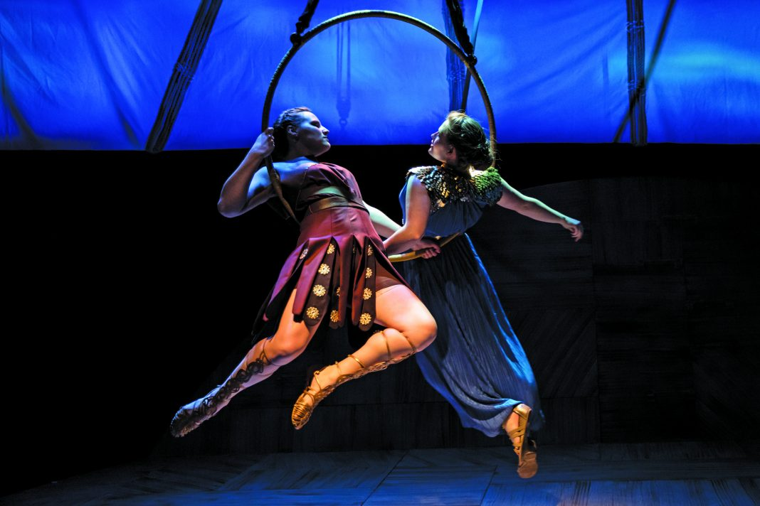 """Boudica,"" performed at the Guthrie Theater by University of Minnesota students"