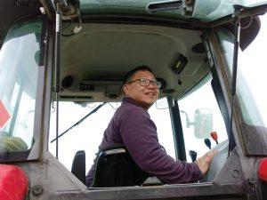 Janssen Hang, Hmong American Farmers Association