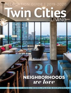 Twin Cities Living, 2019-2020 cover