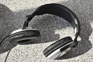 Headphones at MAAHMG