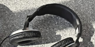 Headphones at MAAHMG