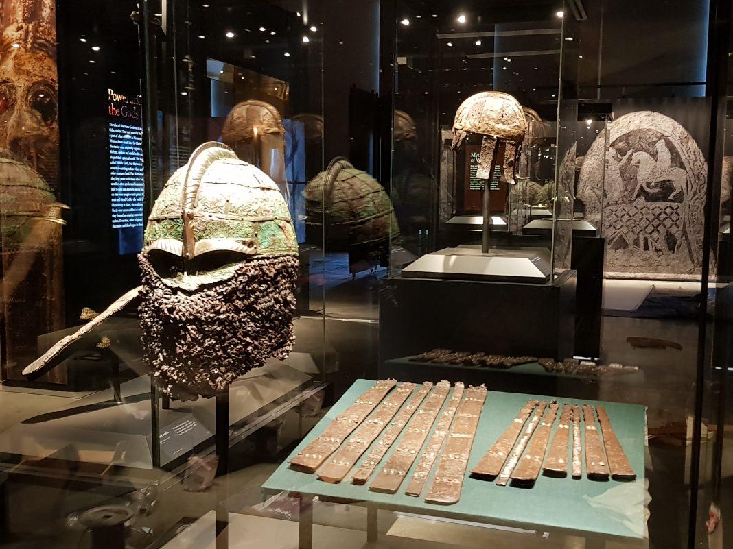 """The Vikings Begin"" at the American Swedish Institute runs through October 27"