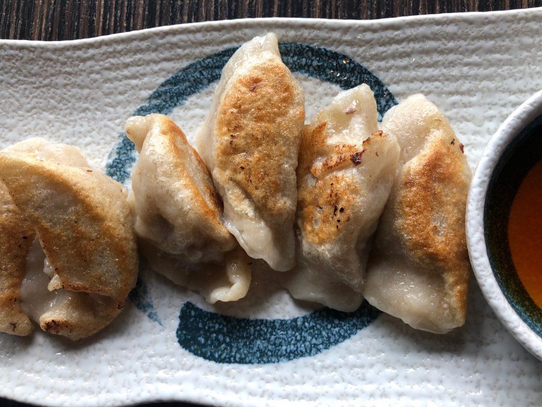 Fried Beef Dumplings, $6.95