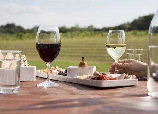 7 Vines Vineyard in Dellwood, Minn., on July 15, 2018. (Photo by Ackerman + Gruber) @ackermangruber