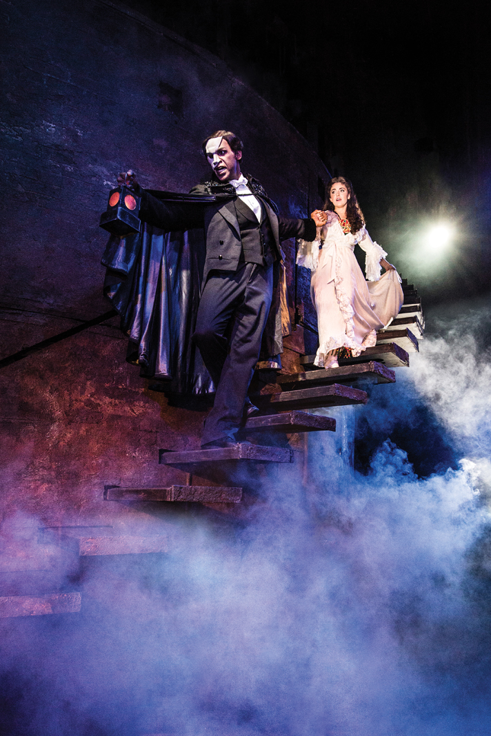 """The Phantom of the Opera"""