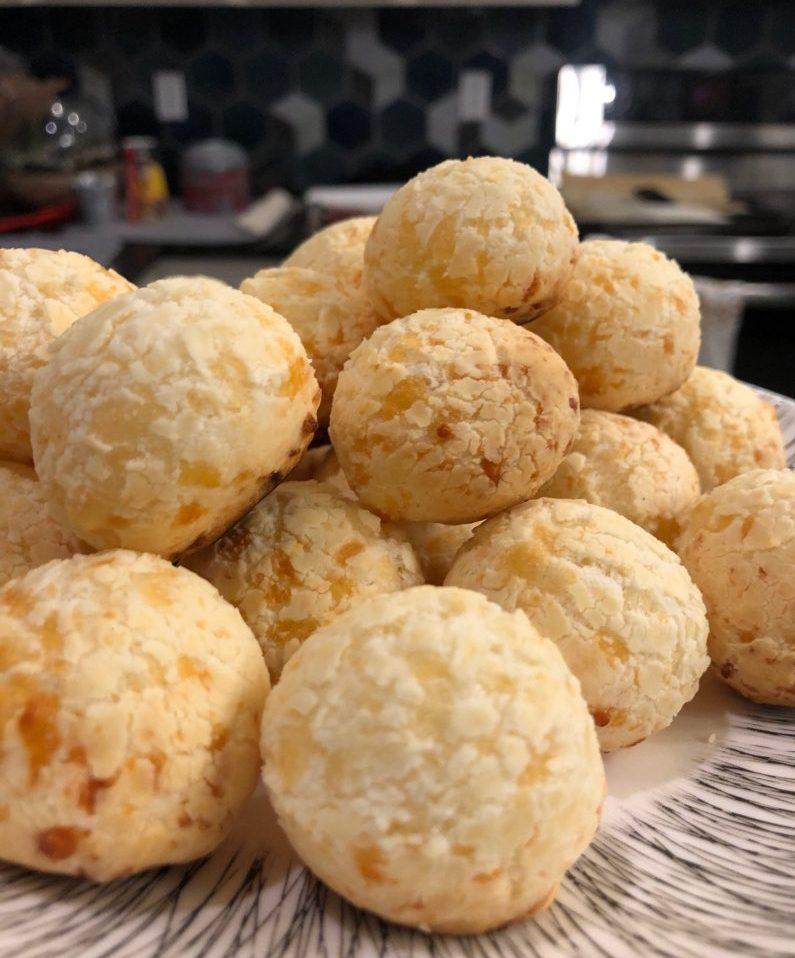 Pão de queijo, from Lulu's Brasilian Snacks