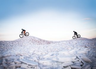 Winter To-Do List: Biking in Duluth