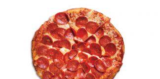 Pizza at Mucci's Italian