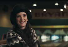Returning to her hometown of Winona, Minnesota, Winona Ryder leads Squarespace's new ad campaign about small towns