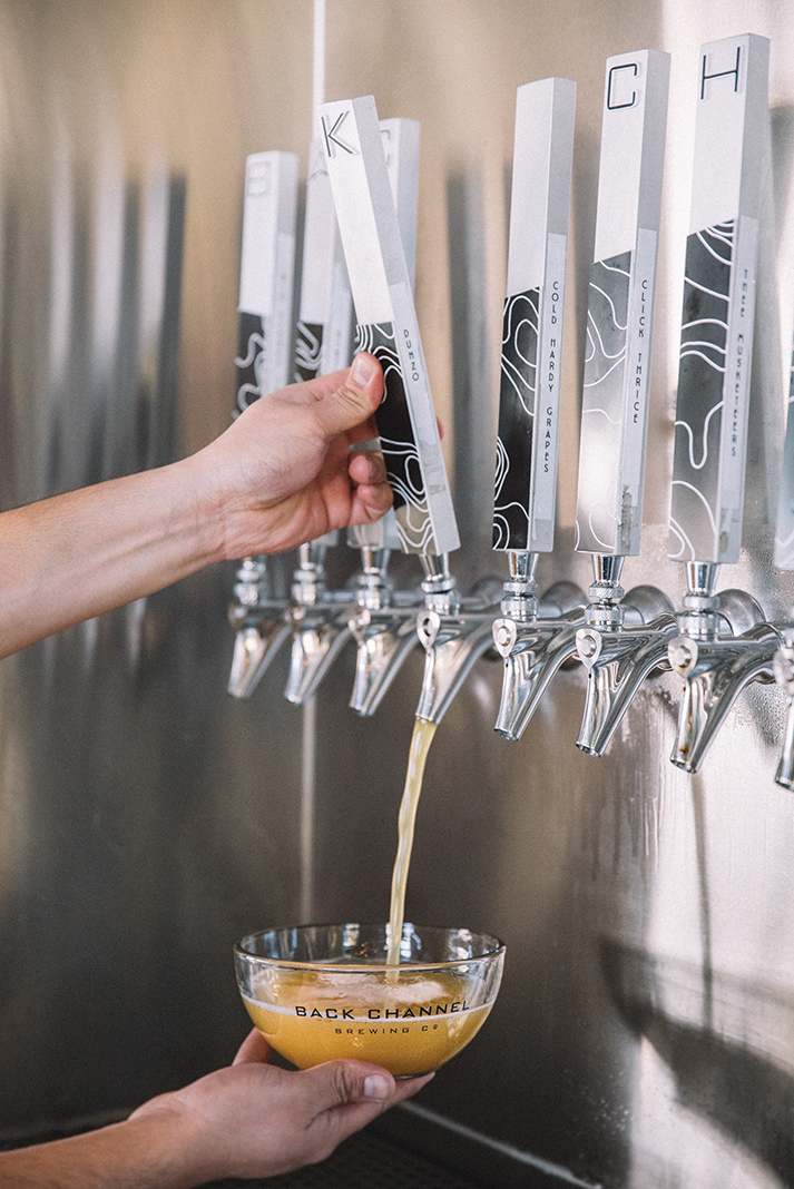 Back Channel Brewing Co.