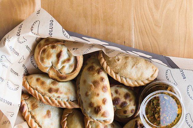 Empanadas from Boludo
