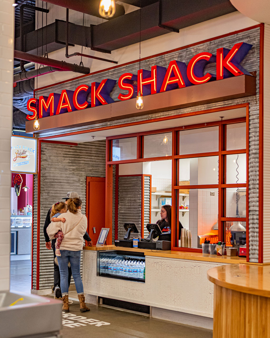 Smack Shack, at Potluck