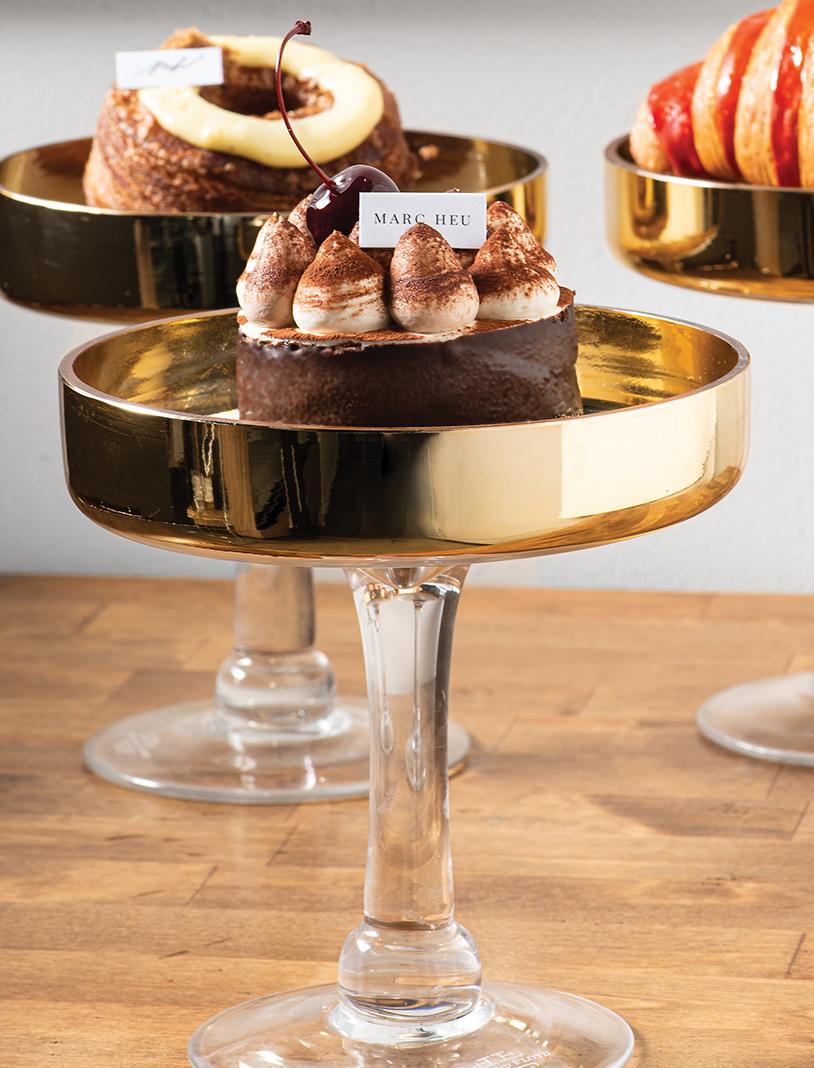 Marc Heu Patisserie Paris' Black Forest Cake