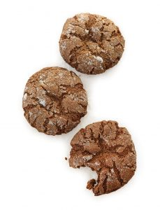 Sift Gluten Free's Ginger and Orange Cookies