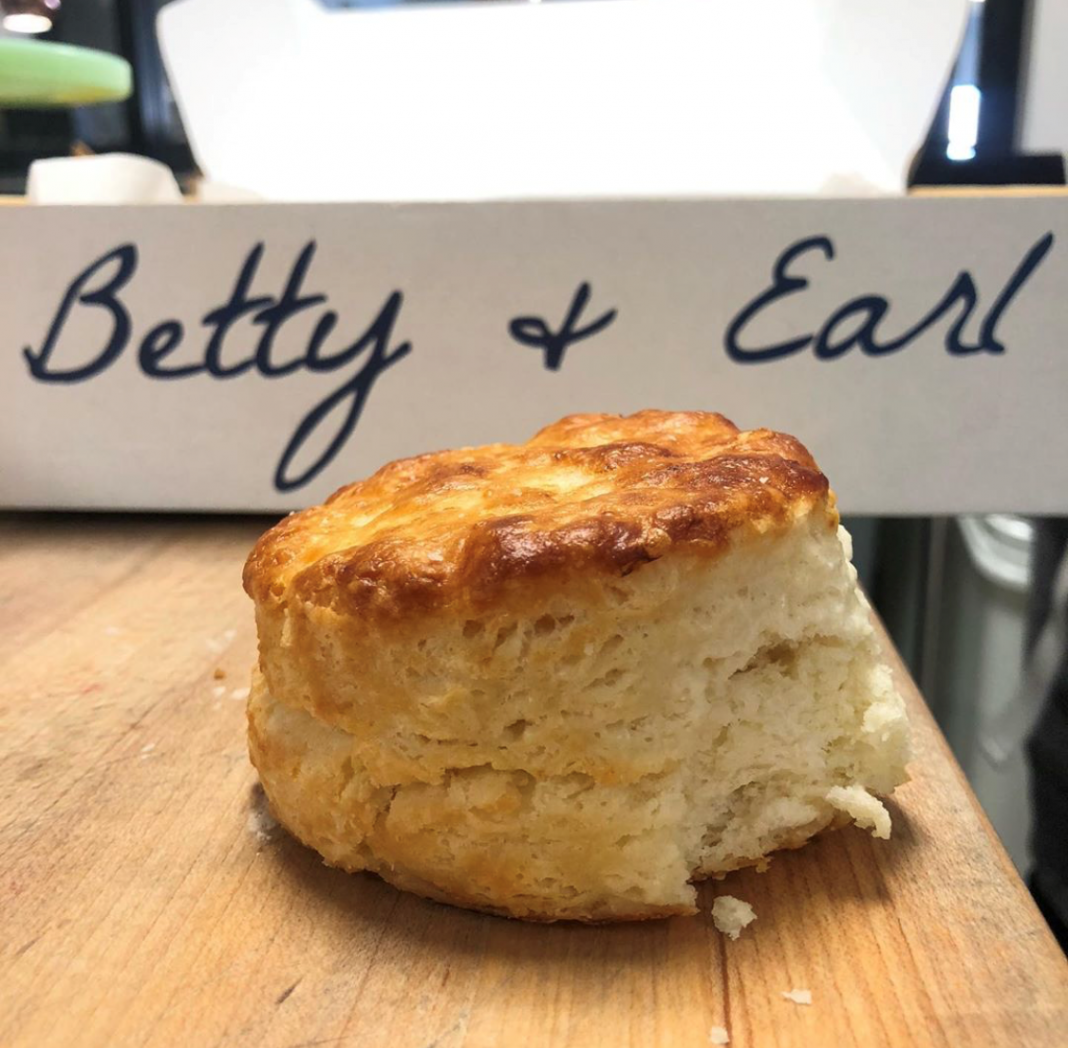 Biscuit from Betty & Earl's