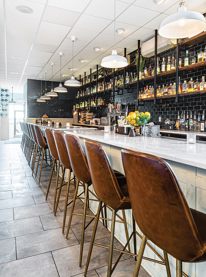 Estelle's bar
