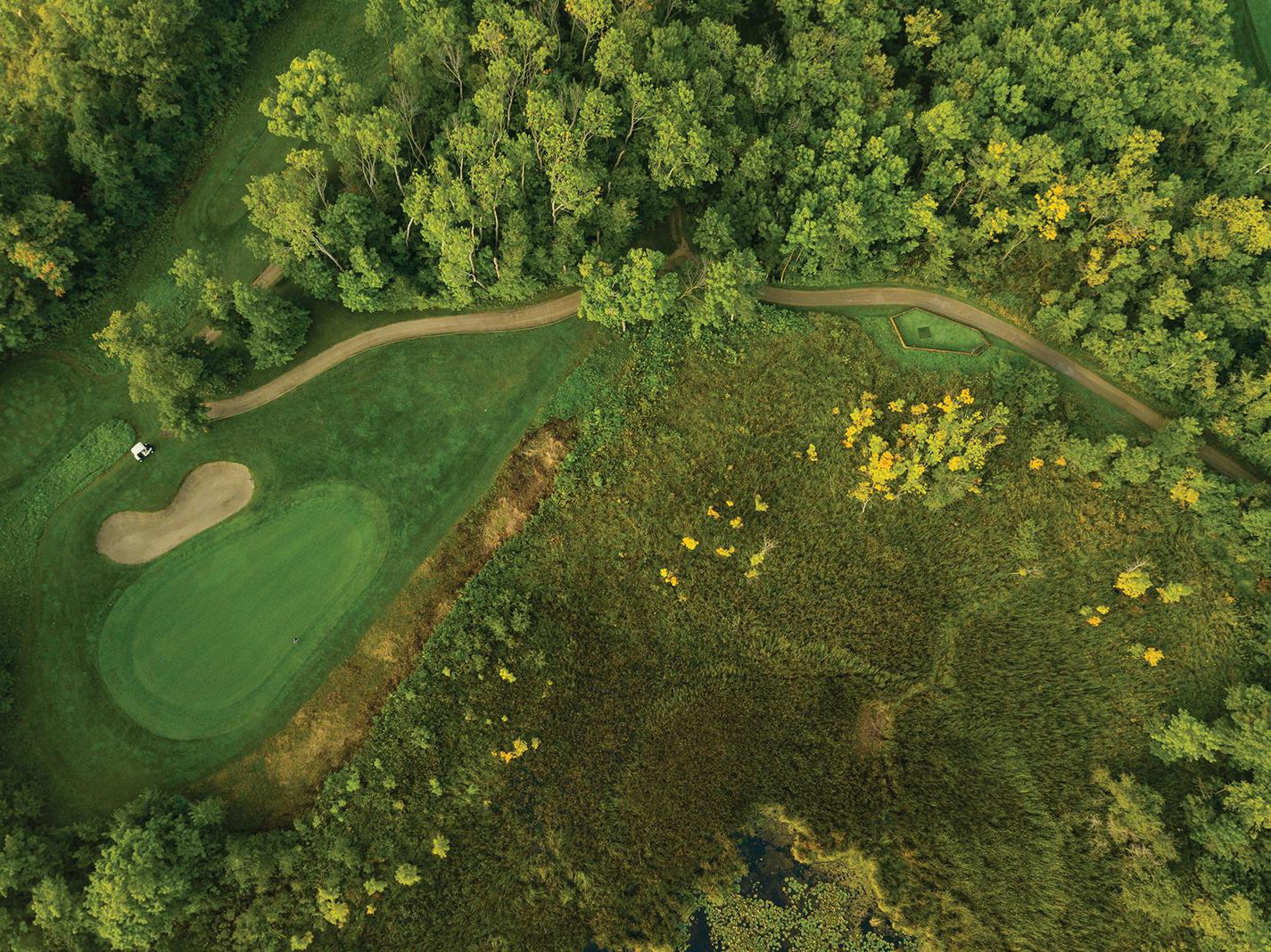 Atikwa Championship Golf Course at Arrowwood Resort
