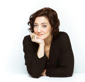 Interim artistic director Christina Baldwin