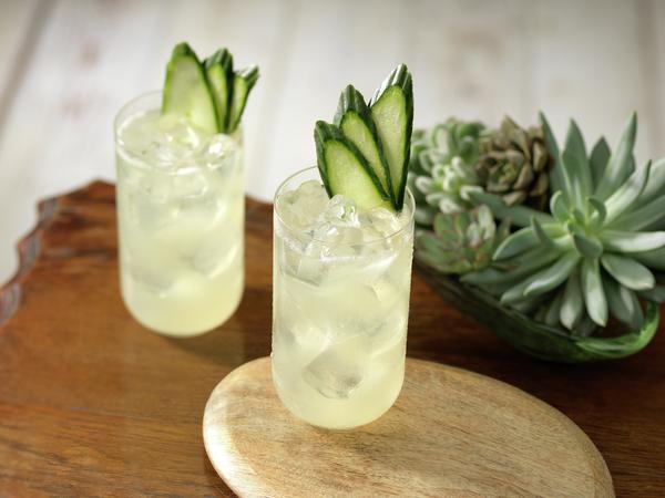 Cucumber-Coconut Margarita