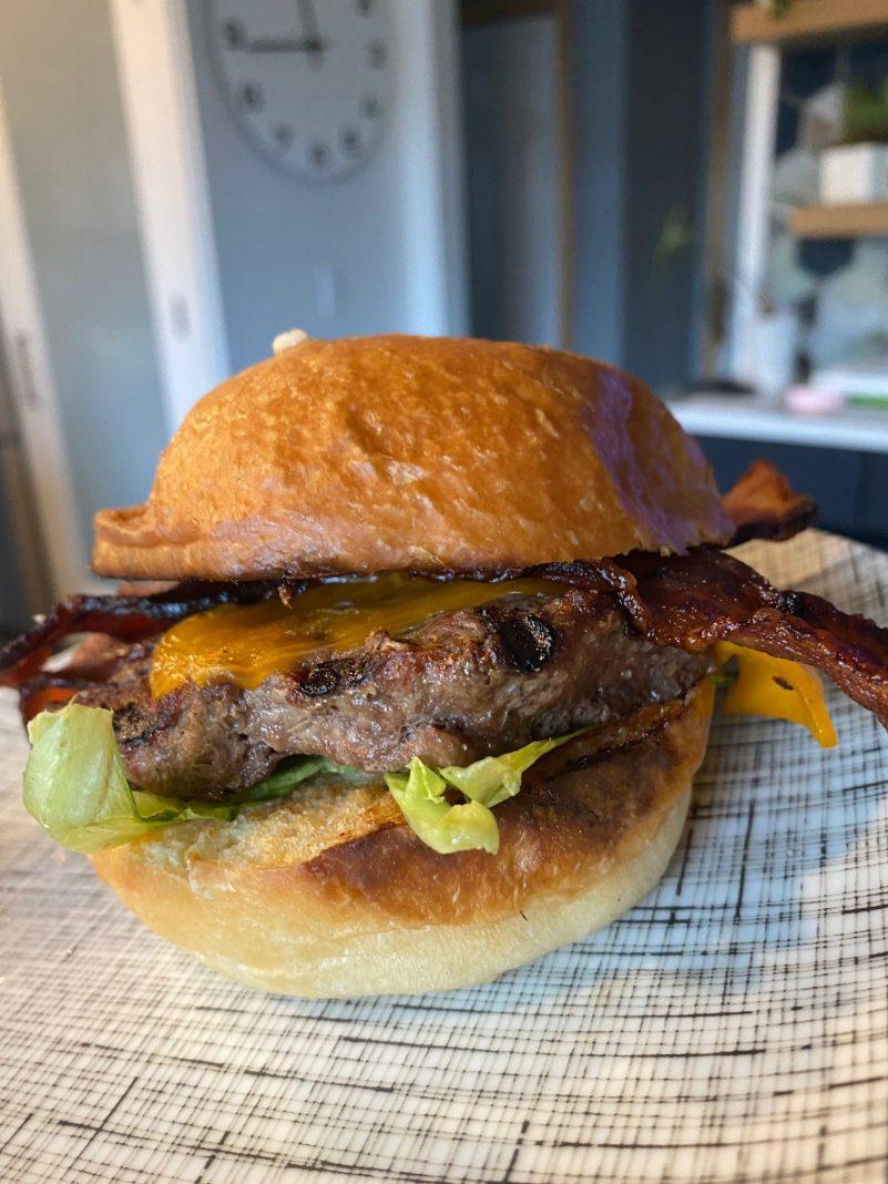 The Field Burger