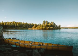 Boundary Waters Canoe Area. Josh Hild/Unsplash