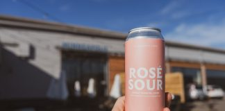 This rosé-inspired sour from Minneapolis Cider Co. is perfect for National Rosé Day