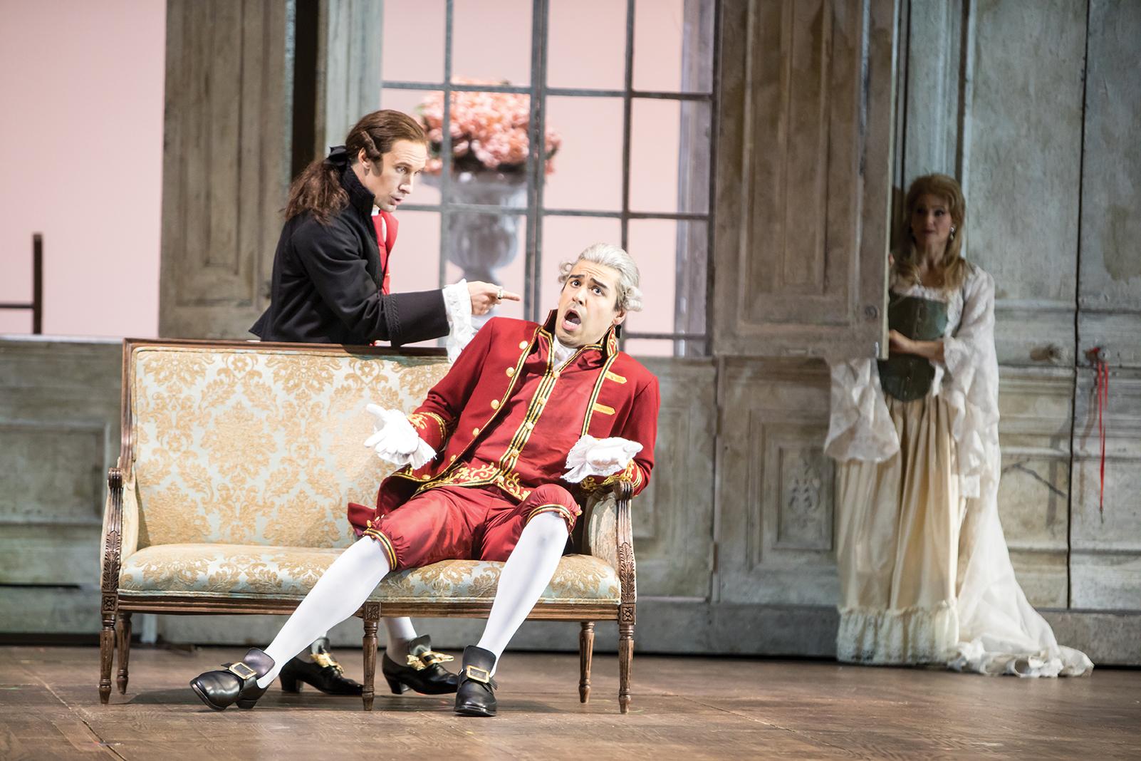 "Minnesota Opera's ""The Marriage of Figaro"""