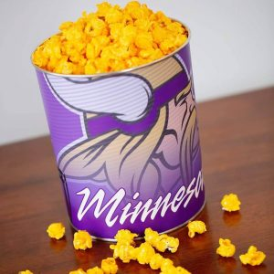 PoppedCorn in Minnetonka helps clients create custom tins for their brand