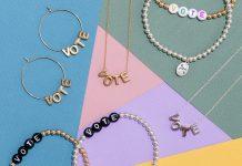 Larissa Loden's mini collection, VOTE