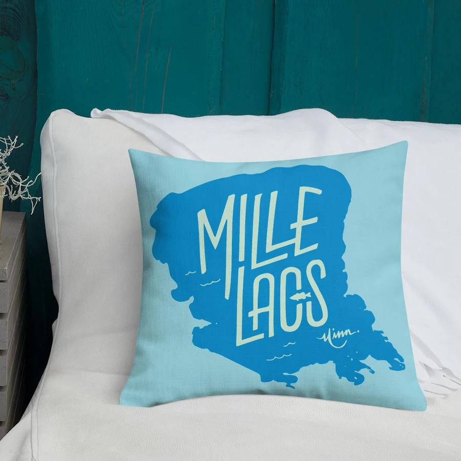 Lake Supply Mill Lacs pillow