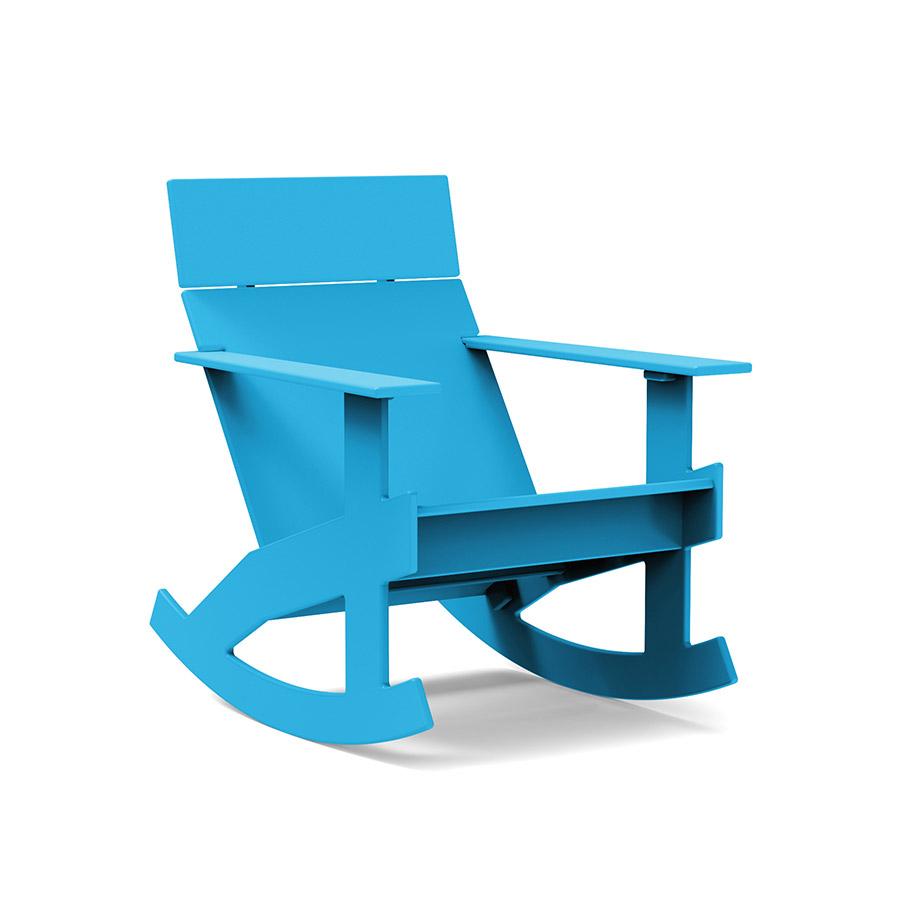 Lollygagger rocker in blue, by Loll Designs
