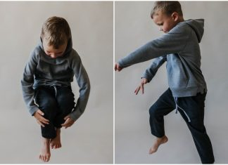 NWKC's second small-batch experiment is a trio of kidwear. Courtesy NWKC.