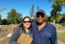 Seitu Jones is Two Stars' mentor for the Forecast project for the Midway Public Art