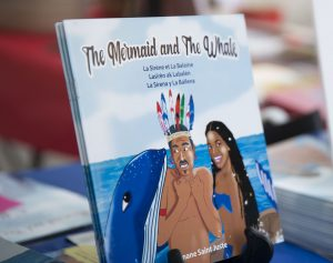 """The Mermaid and the Whale"" by Djenane Saint Juste"