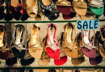 High heels on sale