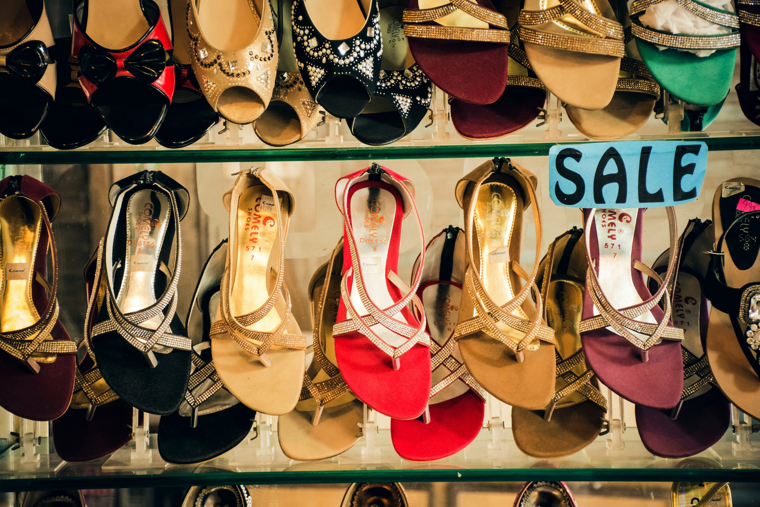 High heels on sale