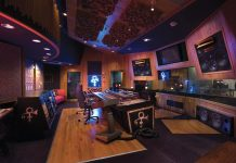 Paisley Park's world-class recording studios are loaded with Prince iconography