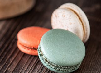 Blissful Cakery French macarons