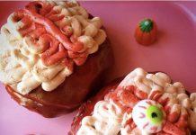 Glam Doll Zombie Donut