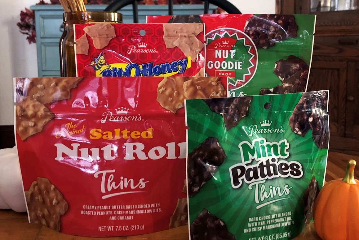 """Pearson's now makes """"thin"""" version of your favorite Halloween candies"""