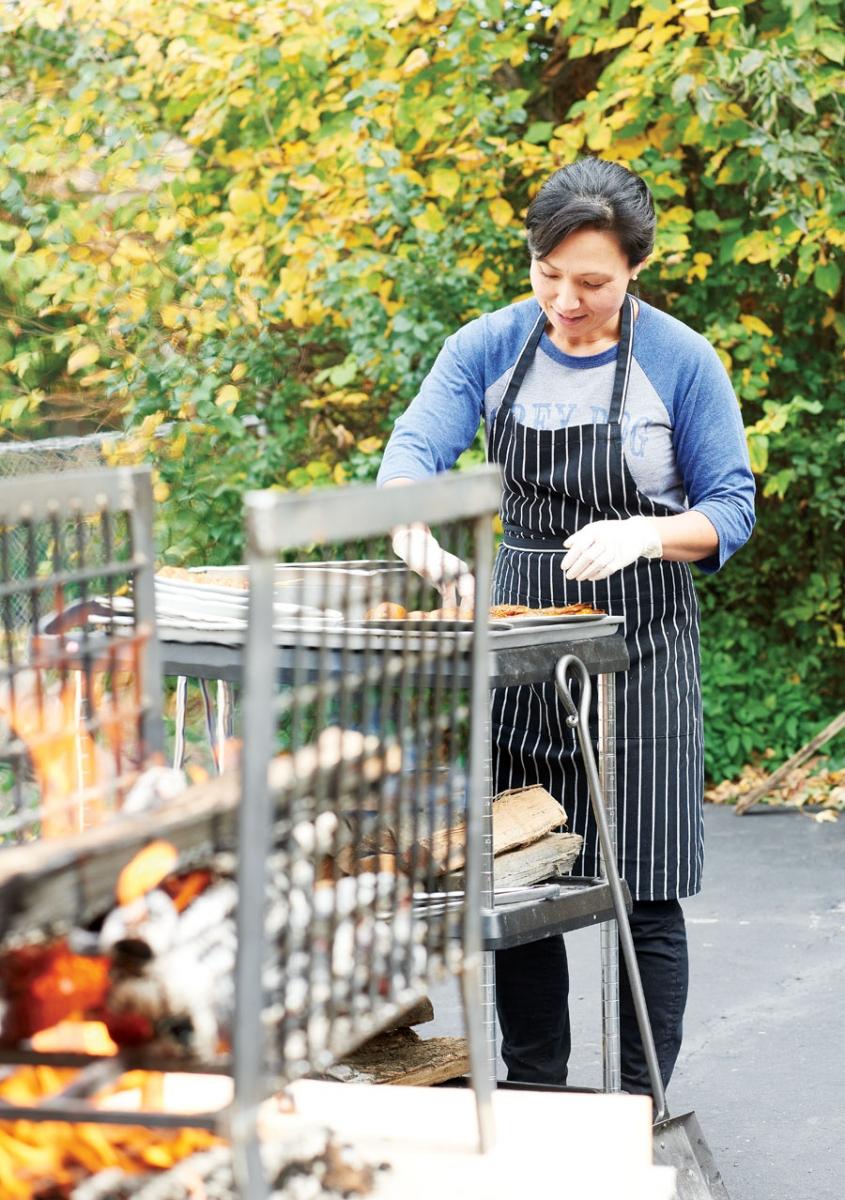 Best Chef: Ann Kim
