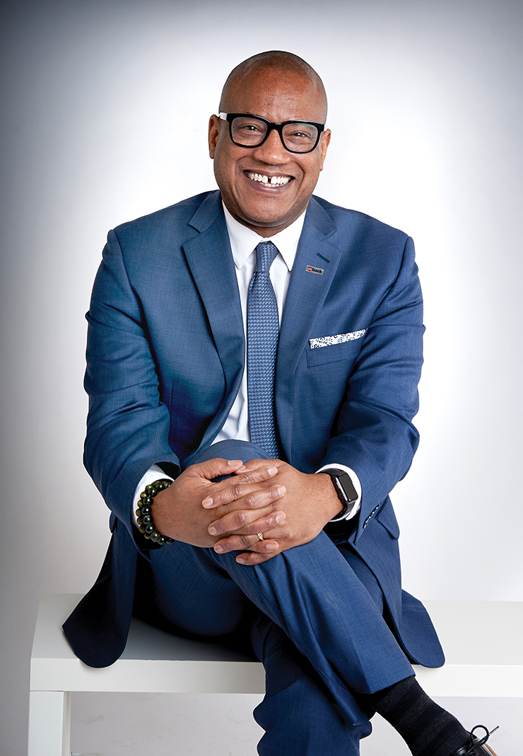 Greg Cunningham, chief diversity officer for U.S. Bank