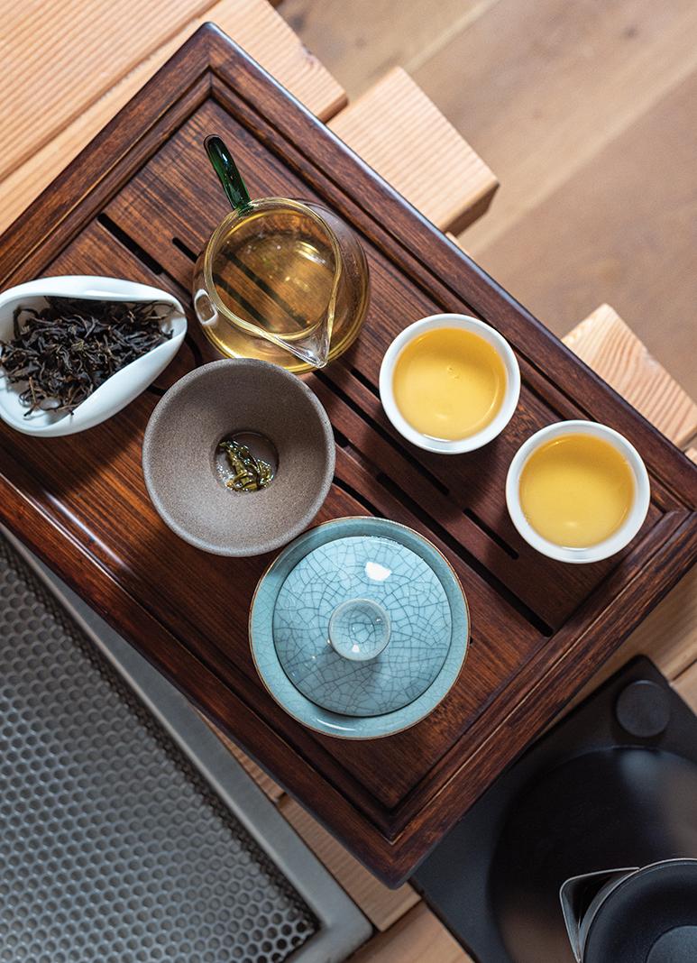 Mind-opening teas at Northeast Tea House