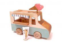 Mod Playhouse toy ice cream truck