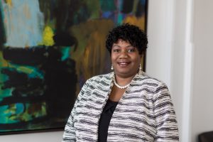 Sandra Mitchell, St. Catherine University's director of equity and inclusion