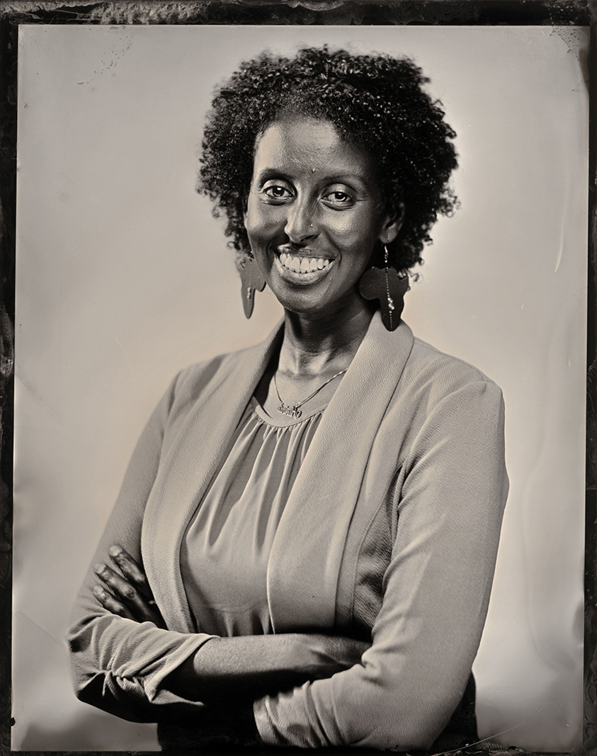 Amira Adawe - Executive Director, The BeautyWell Project