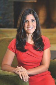 Courtney Jordan Baechler, M.D., 2021 Twin Cities Go Red for Women co-chair
