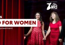 The Twin Cities Go Red for Women event.