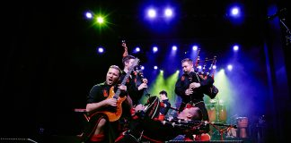 The Ordway will stream the Red Hot Chilli Pipers